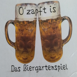 Das Biergartenspiel: (coming as a gimmick on kickstarter soon :D)